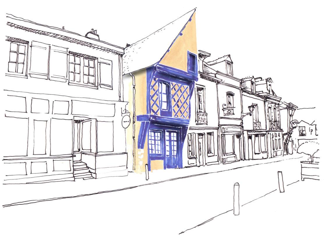 facade-cabinet-architecture
